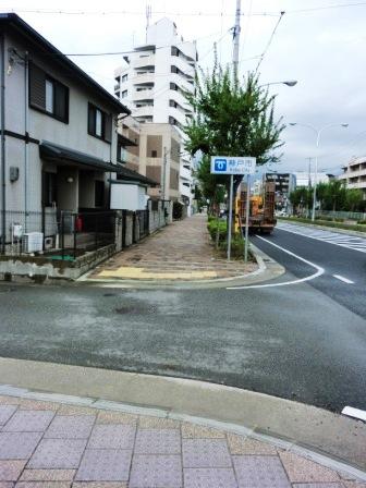 神戸市へ路面チェンジCIMG1949.JPG