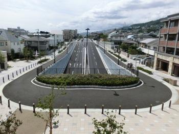 芦屋川トンネルぬけてCIMG2008.JPG
